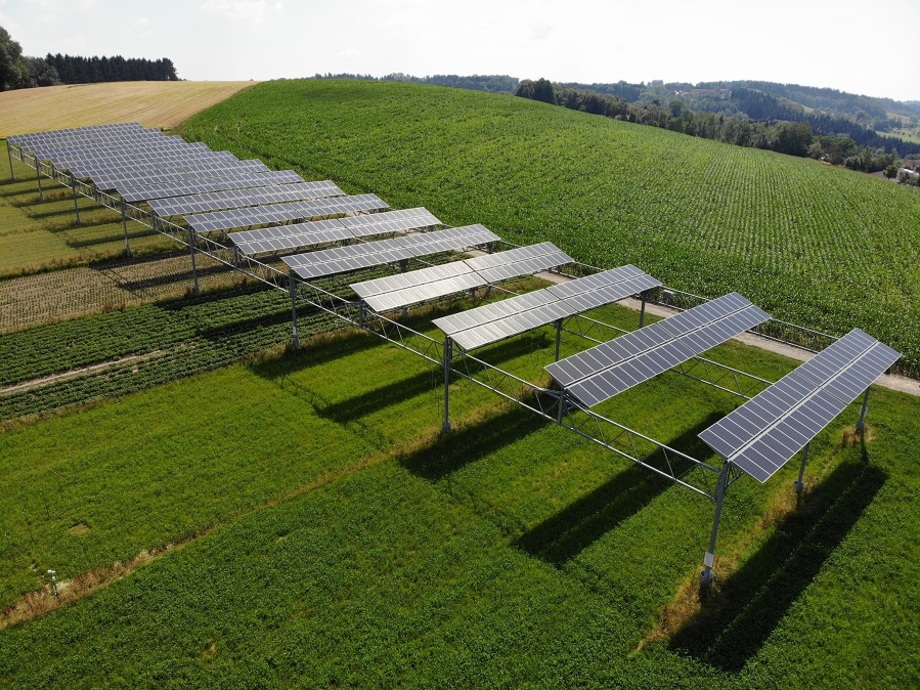 Agrophotovoltaics Land Use Efficiency Of Up To 186