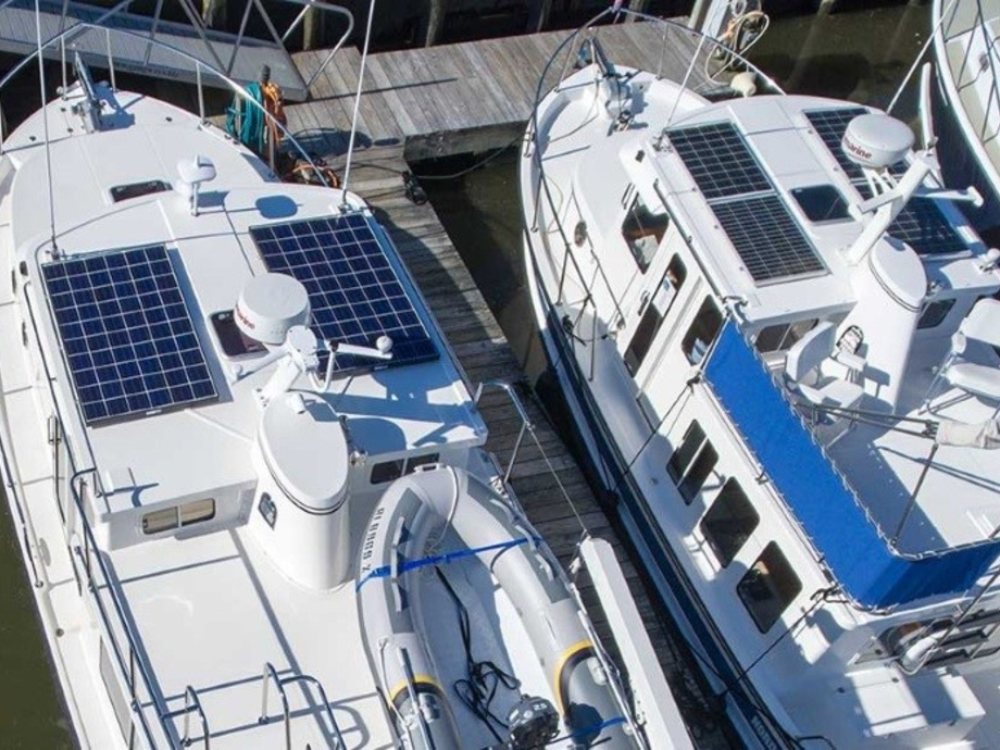 Solar panels for boats − what you need to know